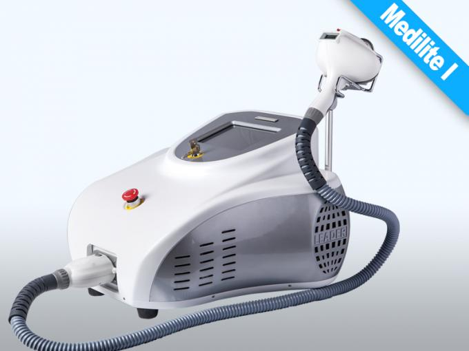 Protable Permanent SHR Hair Removal Machine With Ice Cooling Handpiece