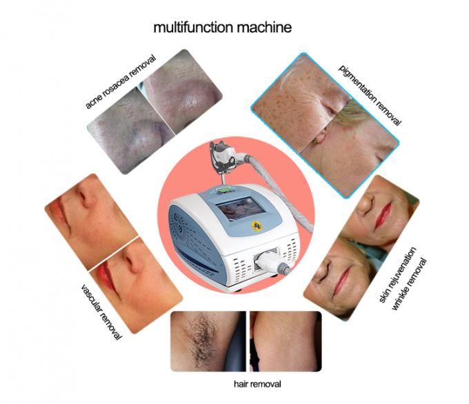 "Portable OPT Machine Hair Removal IPL Beauty Equipment 8.4"" Screen For Women"