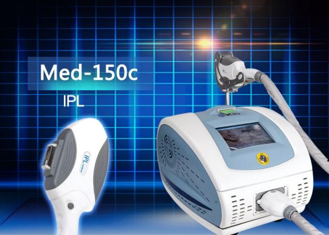 Pain - Free IPL Beauty Equipment For Skin Rejuvenation / Skin Whitening