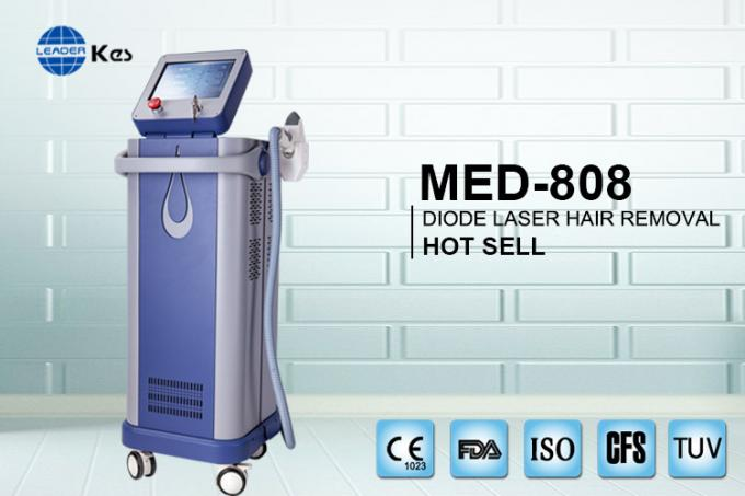 Permanent 808nm Diode Laser Hair Removal