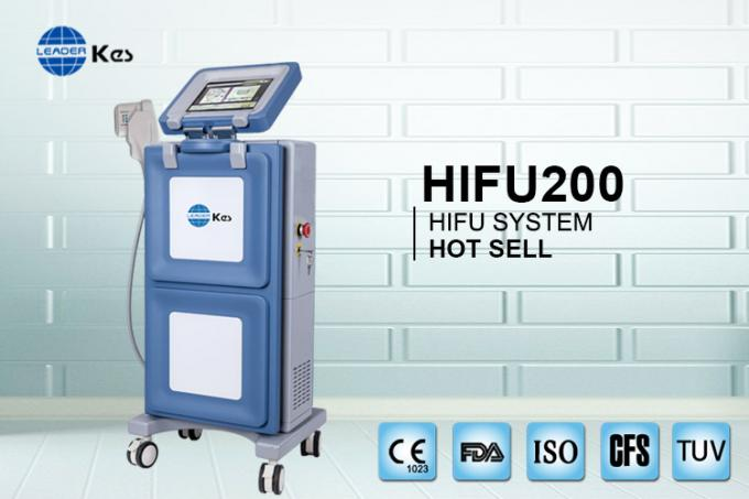 Professional Wrinkle Removal HIFU Machine
