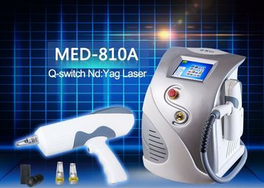 q - switch nd yag laser rated power 500w cooling mode self contained and closed water cycle