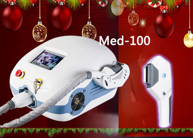 Intense Pulse Light Portable Hair Removal Machine 640-1200nm Wavelength
