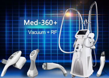 China Vacuum RF Roller LED IR Laser (infrared) 5 in 1 Body Shaping Machine supplier