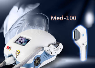 China Medical CE Approved Mini IPL Laser Hair Removel Machine / 640-1200nm Wavelength IPL Beauty Equipment supplier