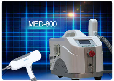 Tatoo Removal Long Pulse Nd Yag Laser Pigment Removal With 1064nm / 532 nm