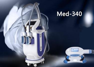 Multifunction Vertical Cryolipolysis Fat Freeze Slimming Machine , Beauty Salon Machine