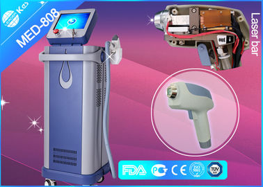 China 2000 watt High Power Diode Laser Hair Removal Machines For Male supplier