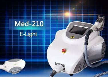 China IPL Skin Rejuvenation / Tightening Beauty Equipment with Wavelength 690 / 750-1200nm supplier