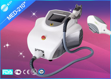 China E - light IPL RF Permanent Elight IPL RF Skin Rejuvenation Hair Removal White Gray Machine with 250W supplier