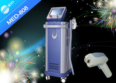 808nm Diode Laser Hair Removal Machine For Beauty Salon 1 - 120J / cm2