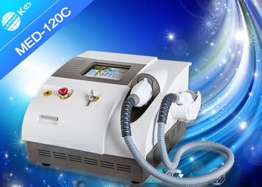 Single Pulse SHR IPL Hair Removal Equipment  10.4 Inch Color Touch Display