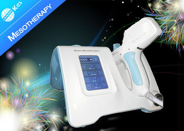 High Frequency Needle Free Mesotherapy Machine For Skin Rejuvenation Safety