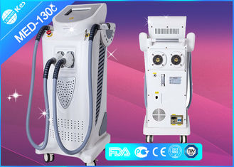 Beauty IPL Multi Function Workstation with 2 Lamps in Handpiece for Skin Rejuvenation