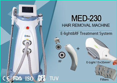 Skin Rejuvenation Face Lifting RF Beauty Equipment Spot Size 15 * 35mm2 1MHz