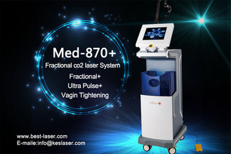 Newest Style Hand Laser Scar Removal Whitening And Skin Tightening Machine