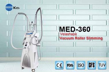 Good Effect Velashape Vacuum Cavitation System RF Slimming Machine With Massage Roller