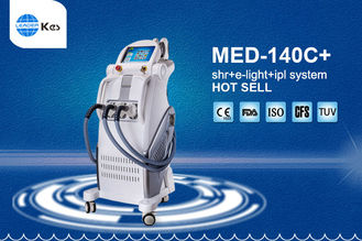 2400W POWER !!! SHR technology IPL hir removal beaut machine MED-140C+