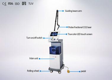Skin Rejuvenation / Skin Whiten Co2 Fractional Laser Machine 100V - 240VAC
