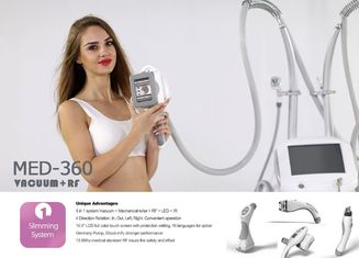 USA FDA APPROVED Med-360 Vacuum Rf Professional Weight Loss Machine Body Slimming Electrotherapy Equipment