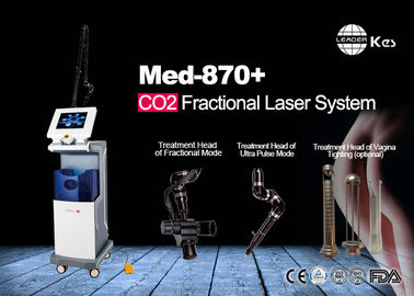 2020 Hot Selling Star Fractional Co2 + Ultra Pulse+ Vagina Laser Scar removal Machine