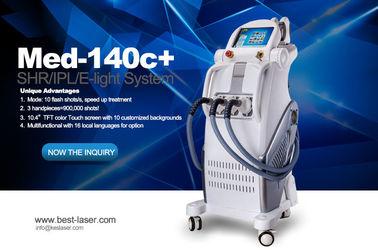 IPL SHR Elight Used Beauty Salon Equipment Laser Hair Removal Machine MED-140 C + Skin Rejuvenation