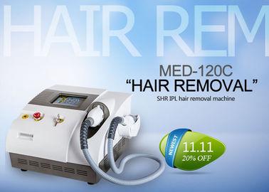 Beauty Salon IPL SHR Hair Removal Machine For Full Body / Underarms / Legs