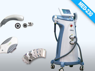 China Professional Handpiece Elite Machine For Wrinkles Removal / IPL Hair Removal RF supplier