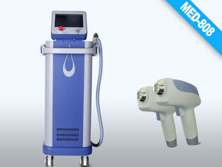 808nm 600W Laser Hair Removal Machine Painless Germany imported