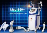 China 50w Cryolipolysis Slimming Machine Led And Rf Have 5 In 1 System factory