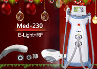 China E- light IPL RF Hair Removal Beauty Equipment with RF Energy 100 - 240VAC 50 / 60Hz factory