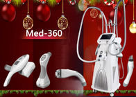 China 13.6MHz Slimming Beauty Machine RF + Vacuum Skin Tightening Equipment factory