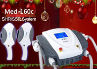 China Skinfree SSR SHR Hair Removal Machine For Pigmentation / Vascular Treatment factory