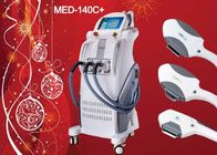 China 3 Hand Pieces IPL / Intense Pulsed Light Beauty Machine with Close Water Circulation factory