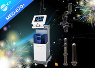 China Wind Cooling CO2 Fractional Laser Machine 10600nm For Skin Renewing factory
