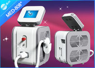 Best Portable 808 nm Diode Laser Hair Removal Equipment , 808nm 600w laser diode 14*14mm2