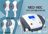 China 3000W SSR SHR Ipl Hair Removal Machine , Multifunctional Beauty Salon Equipment factory
