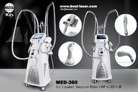 LPG Vacuum Cavitation System Infrared Vacuum Slimming Machine For Weight Reduction