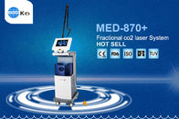 China Portable Fractional Co2 Laser Skin Resurfacing Equipment factory