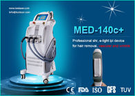China OPT Painless Fast Permanent IPL SHR Hair Removal Machine 650-950nm factory