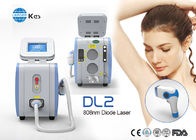 New Tech TEC Cooling System Germany Bars 808 Diode Laser Hair Removal Machine For Beauty Salon