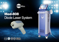 China Professional Painless Permanent Comfortable Cooling Diode Laser Hair Removal Machine factory