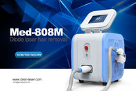 China Painless Hair Removal Treatment 808 nm Laser Hair Removal Machine factory