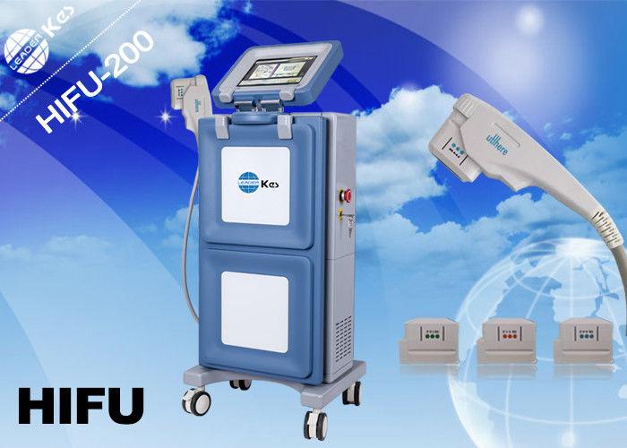 Professional HIFU Machine , High frequency HIFU Skin Lifting Machine