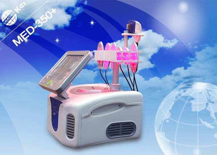 Lipo Laser Body Slimming RF Beauty Equipment For Weight Lose , Skin Tightening