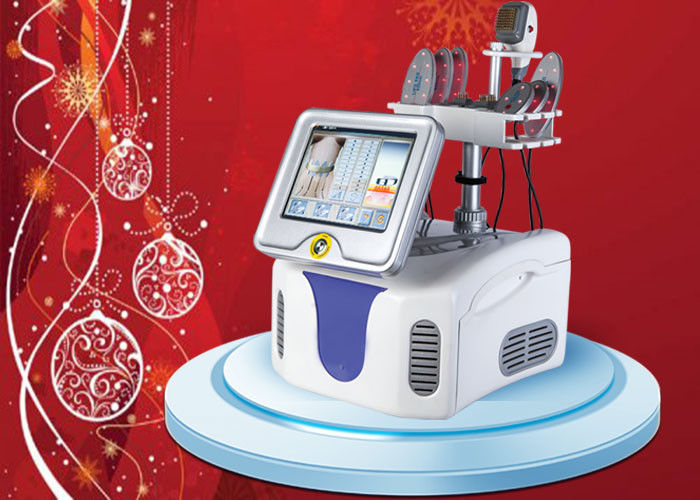 Low Level Lipo Laser Treatment Machine , Effective Fat Reduction Machine Net Weight 25Kgs
