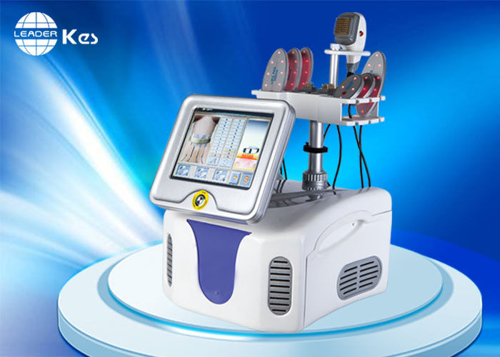 Lipo Laser Treatment Equipment / Cellulite Removal Beauty Equipment