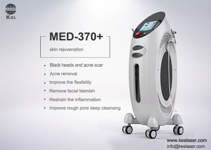 Water Oxygen / Microdermabrasion 3 In 1 E-Light IPL RF Machine MED-370+