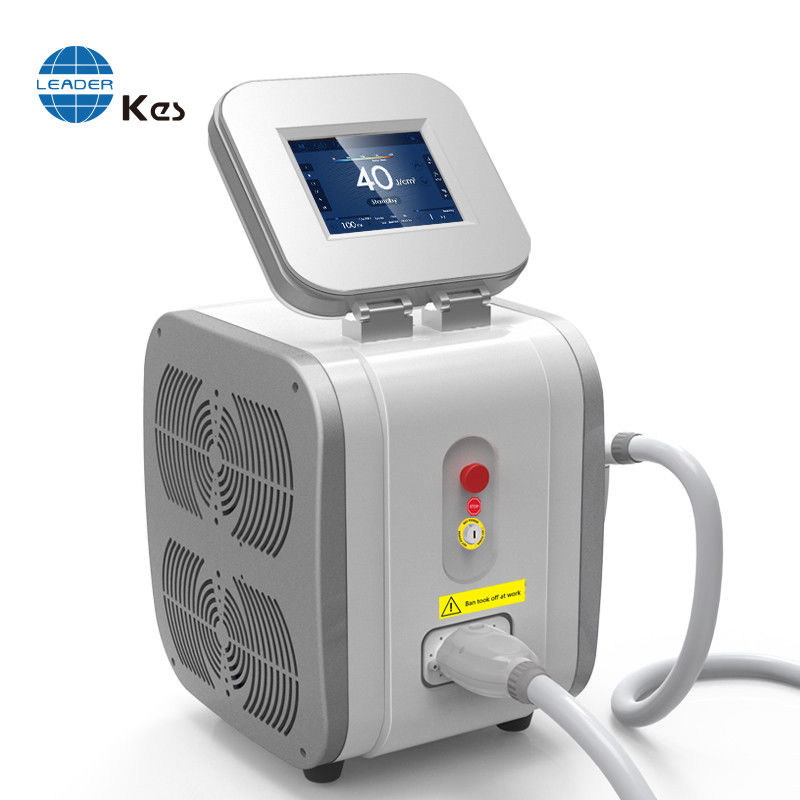 Double TEC great cooling system 3 wavelength 755nm+808nm+1064nm professional soprano painless diode laser hair removal