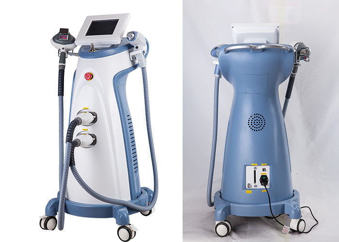 Vertival ICE SHR Hair Removal Thermage Skin Rejuvenation Non Surgical Face Lift Machine